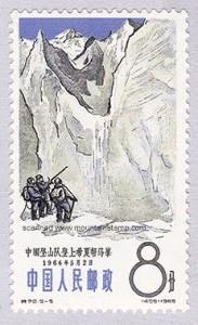 Historique des ascensions du Shishapangma